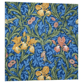 Obraz na PCV  Iris - William Morris