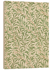 Obraz na drewnie  Willow - William Morris