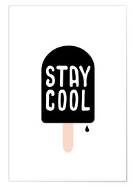Plakat stay cool