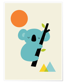 Plakat  Little dreamer - Andy Westface