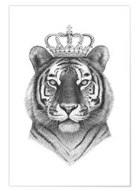 Plakat Tiger King