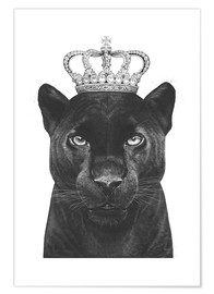 Plakat The King panthers