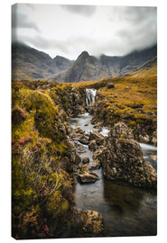 Obraz na płótnie  Fairy Pools, Isle of Skye - Sören Bartosch